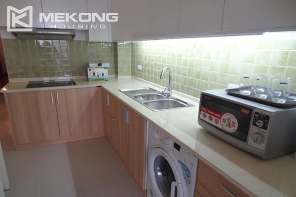 Lake view apartment with 2 bedroom for rent in Westlake area, Tay Ho district 8