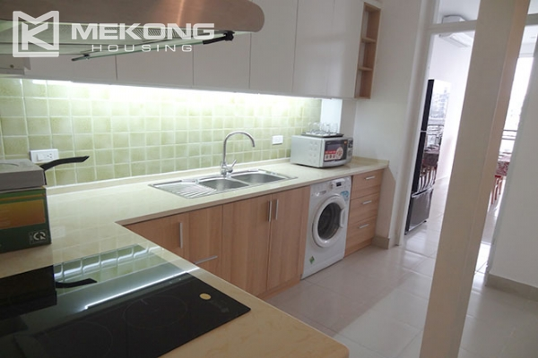Lake view apartment with 2 bedroom for rent in Westlake area, Tay Ho district 9