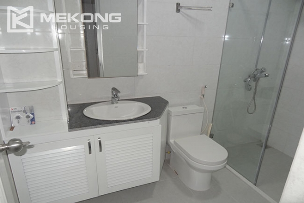 Lake view apartment with 2 bedroom for rent in Westlake area, Tay Ho district 15