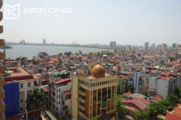 Lake view apartment with 2 bedrooms on high floor in Watermark Westlake, Lac Long Quan 12