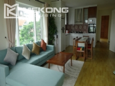 Lake view deluxe serviced apartment with 2 bedrooms in To Ngoc Van, Tay Ho