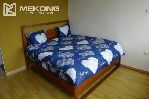 Lake view deluxe serviced apartment with 2 bedrooms in To Ngoc Van, Tay Ho 12
