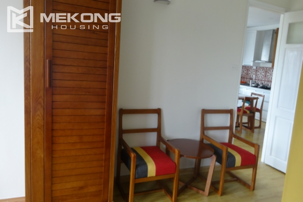 Lake view deluxe serviced apartment with 2 bedrooms in To Ngoc Van, Tay Ho 13