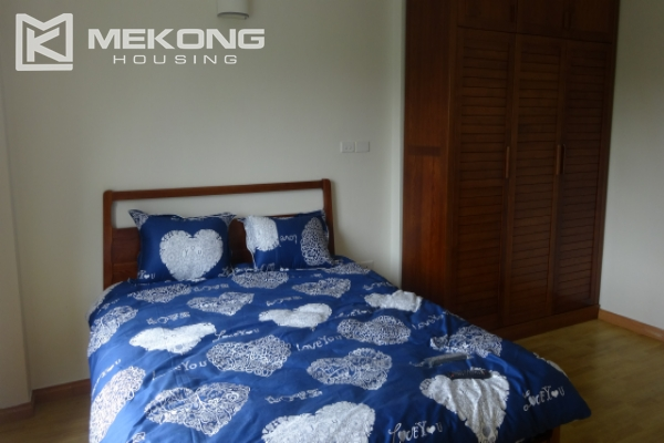 Lake view deluxe serviced apartment with 2 bedrooms in To Ngoc Van, Tay Ho 17