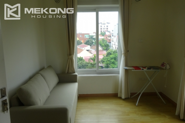 Lake view deluxe serviced apartment with 2 bedrooms in To Ngoc Van, Tay Ho 20