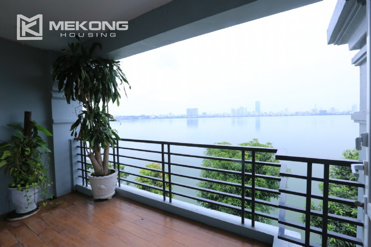 Lakeview serviced apartment for rent in Tu Hoa street 4