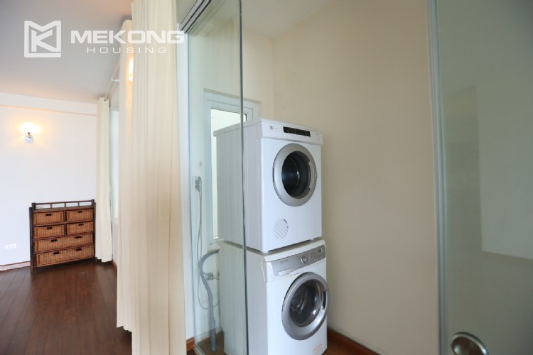 Lakeview serviced apartment for rent in Tu Hoa street 6