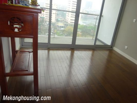 Lancaster 3 bedroom apartment for rent in Ba Dinh district, lake view 11