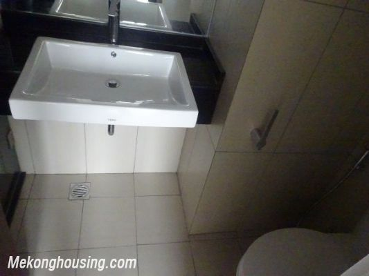 Lancaster 3 bedroom apartment for rent in Ba Dinh district, lake view 12