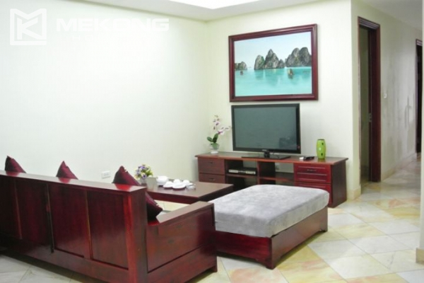 Large balcony apartment with 2 bedrooms in Hai Ba Trung 1