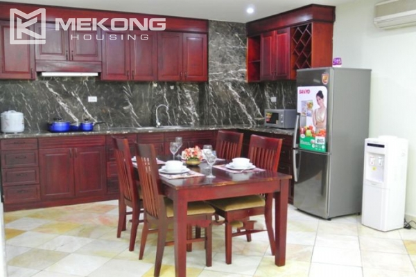 Large balcony apartment with 2 bedrooms in Hai Ba Trung 2