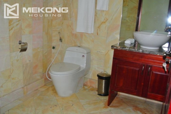 Large balcony apartment with 2 bedrooms in Hai Ba Trung 5