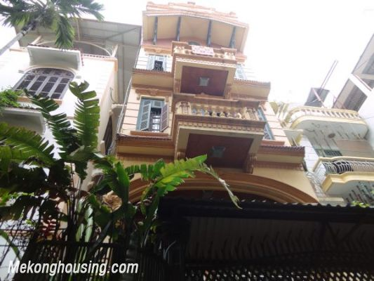 Lovely House, 07 Bedrooms For Rent in Hoang Cau street, Dong Da district 1