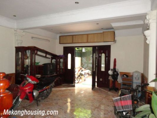 Lovely House, 07 Bedrooms For Rent in Hoang Cau street, Dong Da district 4