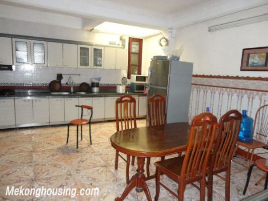 Lovely House, 07 Bedrooms For Rent in Hoang Cau street, Dong Da district 6