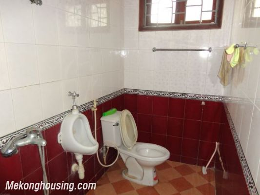 Lovely House, 07 Bedrooms For Rent in Hoang Cau street, Dong Da district 9