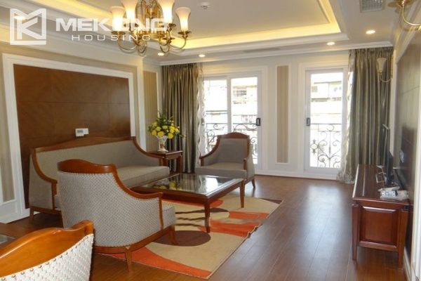 Luxurious apartment for rent in Hai Ba Trung, Hanoi 1
