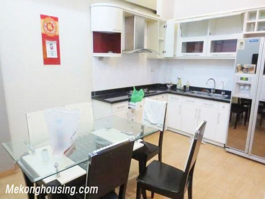 Luxurious house with 4 bedrooms for rent in Kim Ma street, Ba Dinh, Hanoi 3