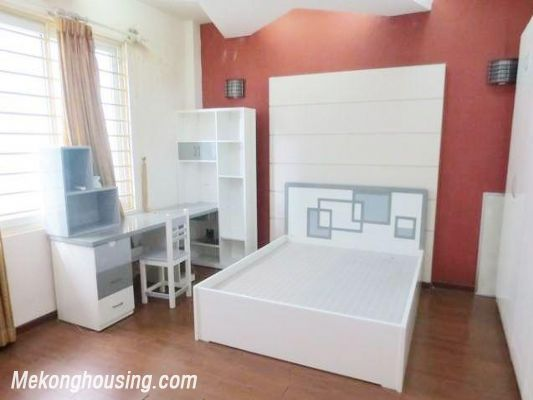 Luxurious house with 4 bedrooms for rent in Kim Ma street, Ba Dinh, Hanoi 12