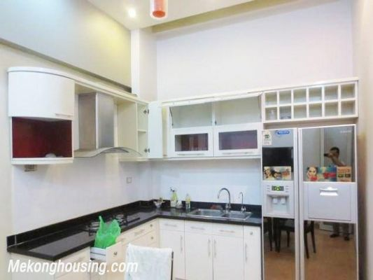 Luxurious house with 4 bedrooms for rent in Kim Ma street, Ba Dinh, Hanoi 4