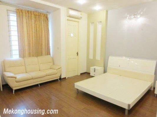 Luxurious house with 4 bedrooms for rent in Kim Ma street, Ba Dinh, Hanoi 5