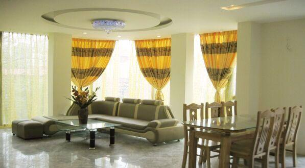 Luxurious serviced apartment for lease in Ba Dinh district, Hanoi