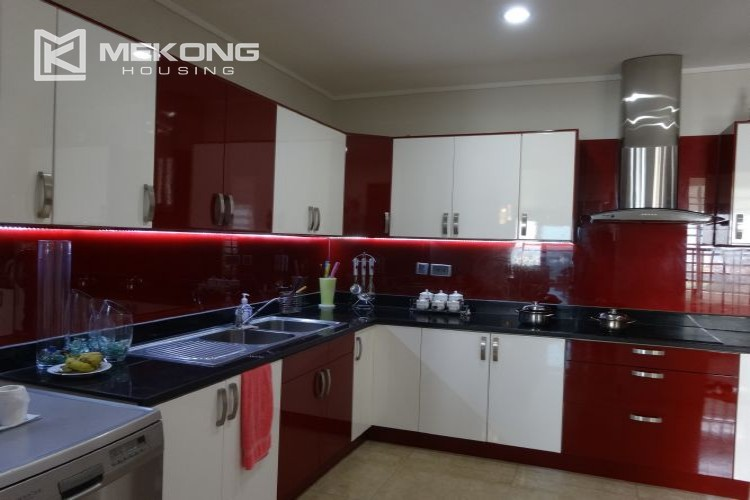 Luxury 267 sqm apartment with 4 bedrooms in L2 tower Ciputra Hanoi 8
