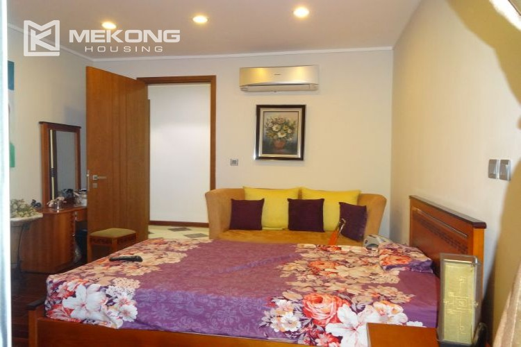 Luxury 267 sqm apartment with 4 bedrooms in L2 tower Ciputra Hanoi 18