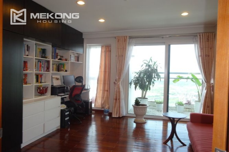 Luxury 267 sqm apartment with 4 bedrooms in L2 tower Ciputra Hanoi 21