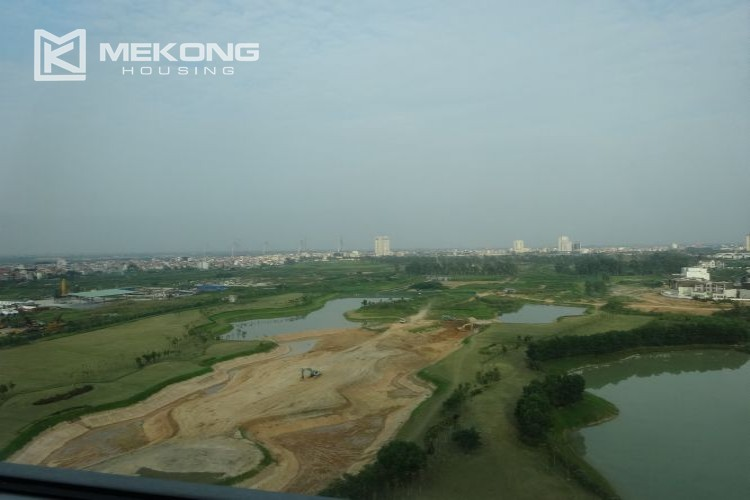 Luxury 267 sqm apartment with 4 bedrooms in L2 tower Ciputra Hanoi 29