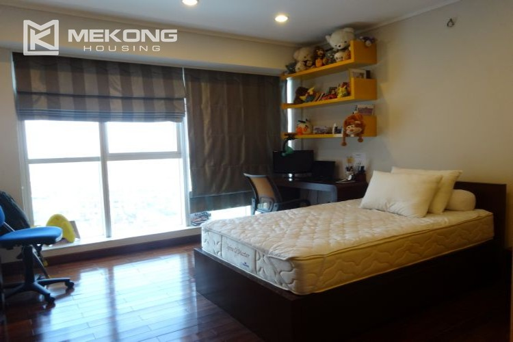 Luxury 267 sqm apartment with 4 bedrooms in L2 tower Ciputra Hanoi 32