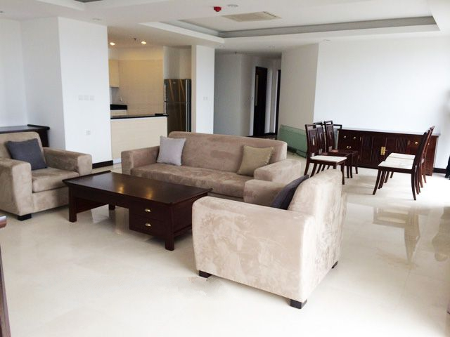 Luxury and modern apartment for rent in Elegant Suites Hanoi
