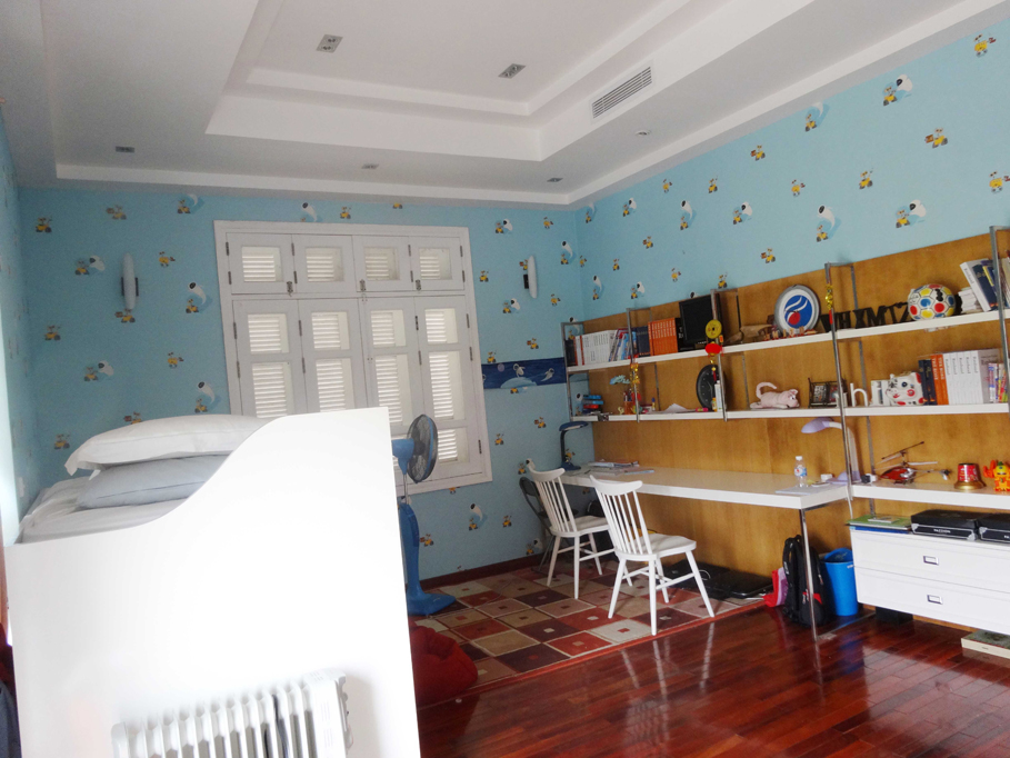Luxury and spacious villa with 5 bedroom for rent in T area, Ciputra, Tay Ho, Hanoi 12