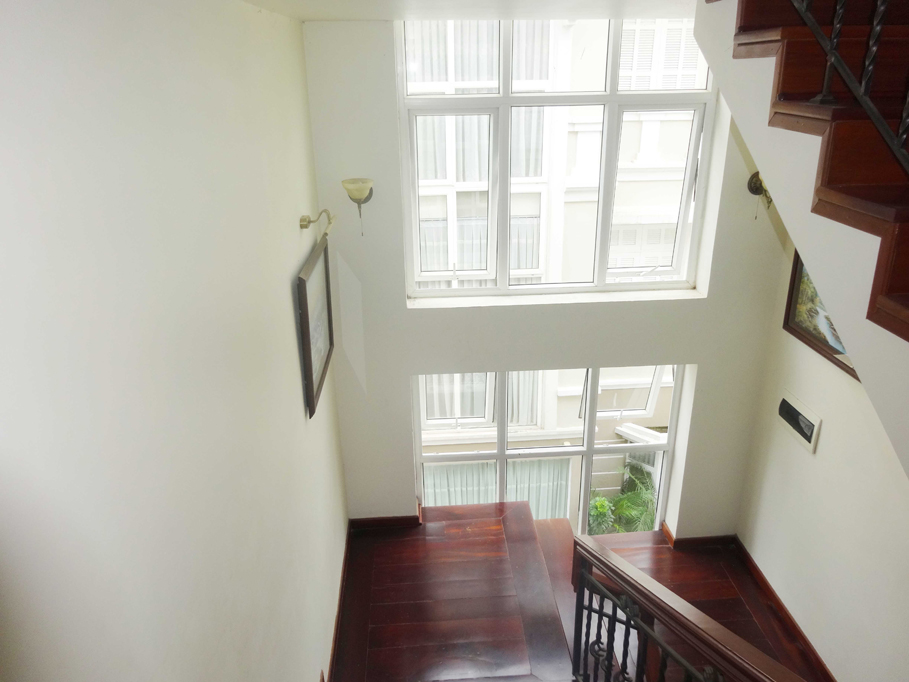 Luxury and spacious villa with 5 bedroom for rent in T area, Ciputra, Tay Ho, Hanoi 14