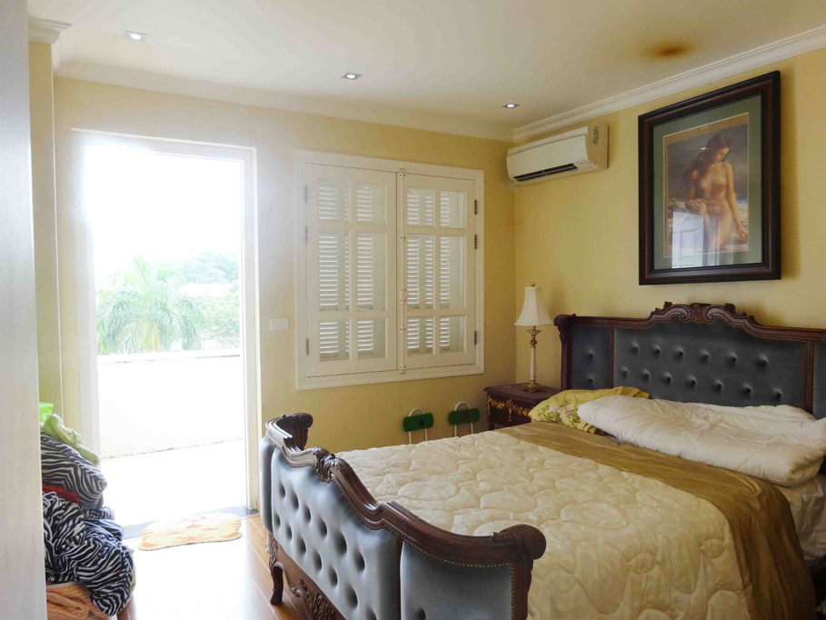 Luxury and spacious villa with 5 bedroom for rent in T area, Ciputra, Tay Ho, Hanoi 19