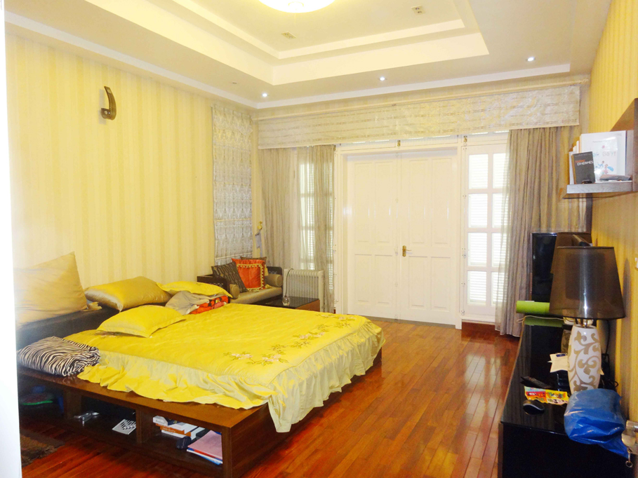 Luxury and spacious villa with 5 bedroom for rent in T area, Ciputra, Tay Ho, Hanoi 6