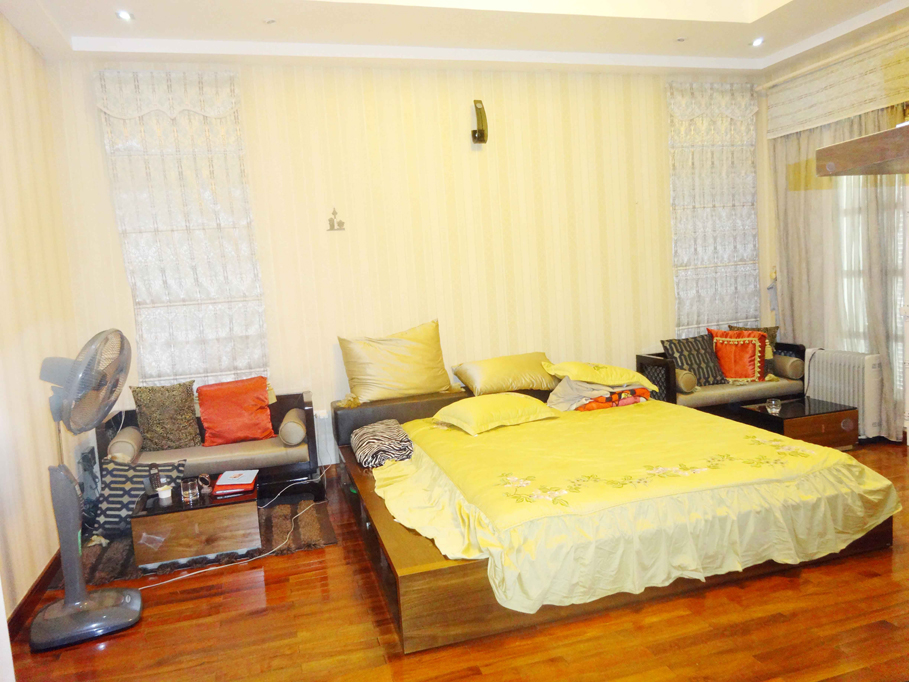 Luxury and spacious villa with 5 bedroom for rent in T area, Ciputra, Tay Ho, Hanoi 7