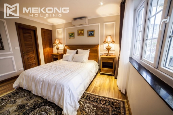 Luxury apartment with 1 bedroom for rent in Hai Ba Trung district, near Vincom Center Ba Trieu 6