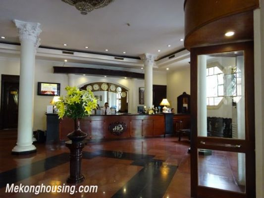 Luxury apartment with 2 bedroom for rent in Ly Thuong Kiet street, Hoan Kiem district, Hanoi 1