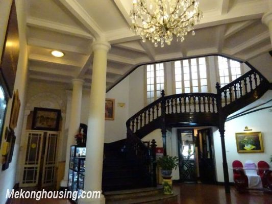 Luxury apartment with 2 bedroom for rent in Ly Thuong Kiet street, Hoan Kiem district, Hanoi 2