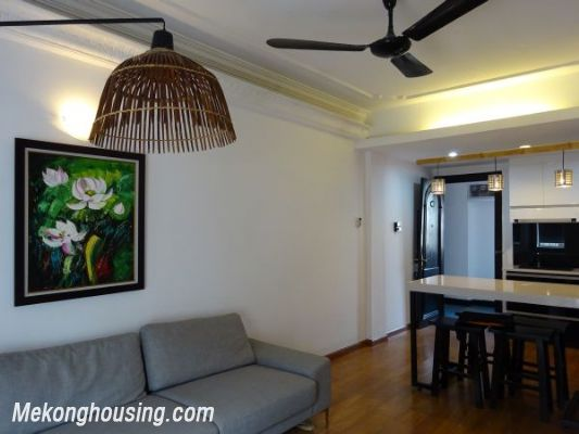 Luxury apartment with 2 bedroom for rent in Ly Thuong Kiet street, Hoan Kiem district, Hanoi 7