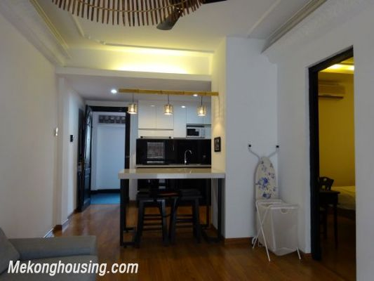 Luxury apartment with 2 bedroom for rent in Ly Thuong Kiet street, Hoan Kiem district, Hanoi 8