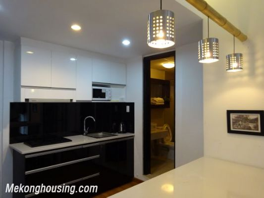 Luxury apartment with 2 bedroom for rent in Ly Thuong Kiet street, Hoan Kiem district, Hanoi 9