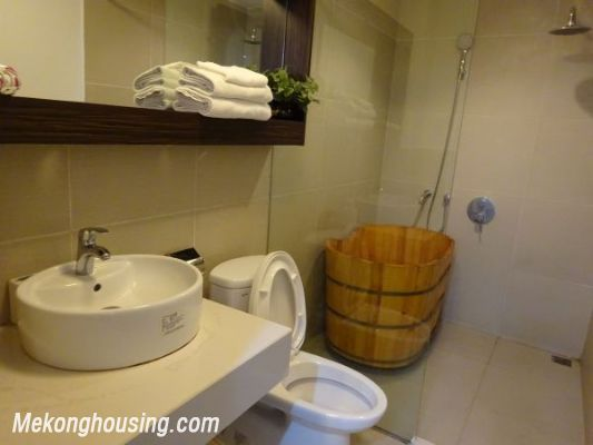 Luxury apartment with 2 bedroom for rent in Ly Thuong Kiet street, Hoan Kiem district, Hanoi 13
