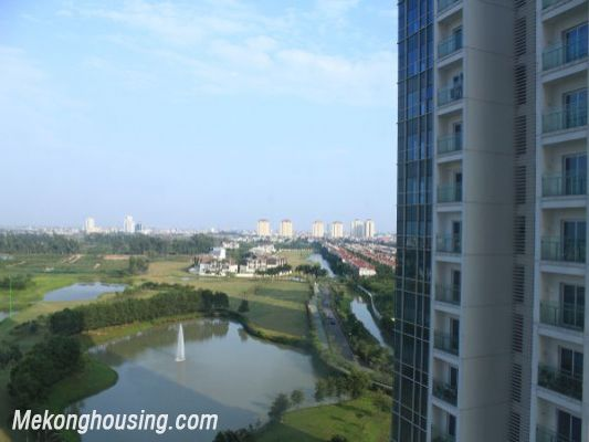 Luxury furnished apartment with 4 bedrooms for rent in L1 tower, Ciputra hanoi 13