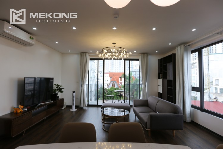 Luxury serviced apartment for rent with big terrace 3