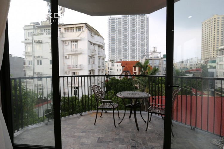 Luxury serviced apartment for rent with big terrace 5