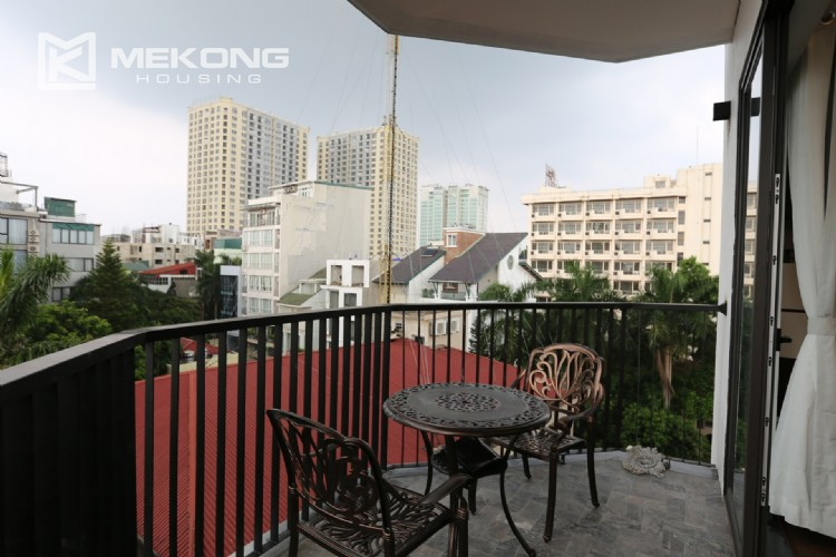Luxury serviced apartment for rent with big terrace 6