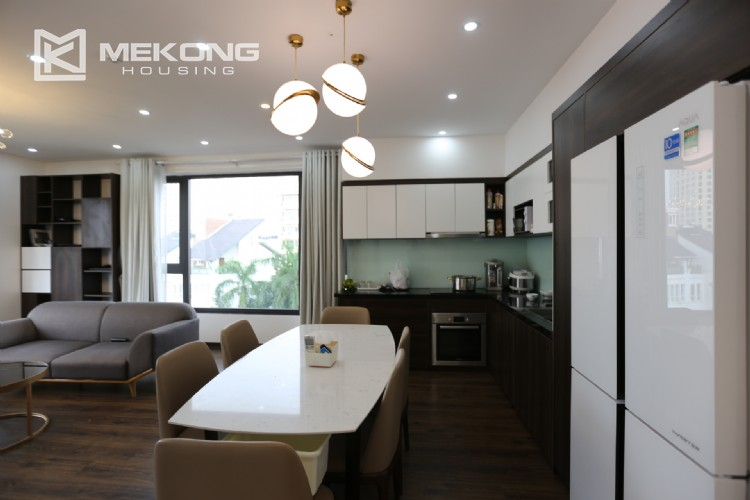 Luxury serviced apartment for rent with big terrace 9
