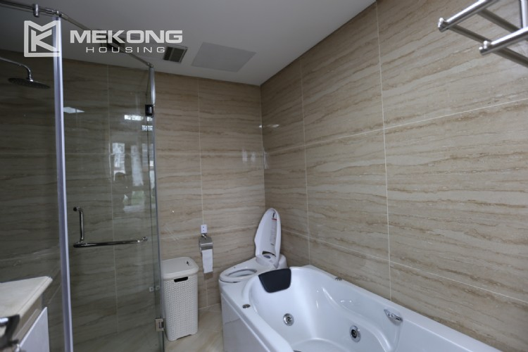 Luxury serviced apartment for rent with big terrace 12
